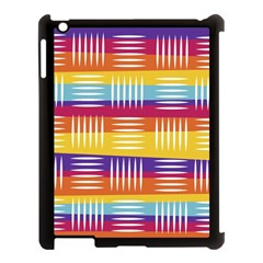 Art Background Abstract Apple Ipad 3/4 Case (black)