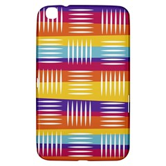 Art Background Abstract Samsung Galaxy Tab 3 (8 ) T3100 Hardshell Case