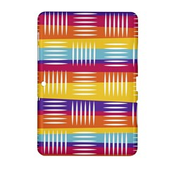 Art Background Abstract Samsung Galaxy Tab 2 (10 1 ) P5100 Hardshell Case