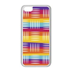 Art Background Abstract Apple Iphone 5c Seamless Case (white)