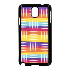 Art Background Abstract Samsung Galaxy Note 3 Neo Hardshell Case (black)