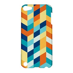 Geometric Retro Wallpaper Apple Ipod Touch 5 Hardshell Case