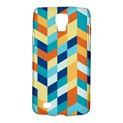 Geometric Retro Wallpaper Galaxy S4 Active