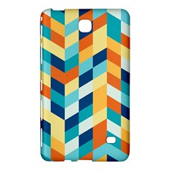 Geometric Retro Wallpaper Samsung Galaxy Tab 4 (8 ) Hardshell Case