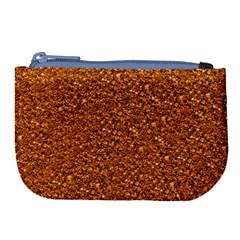 Sparkling Glitter Terra Large Coin Purse by ImpressiveMoments