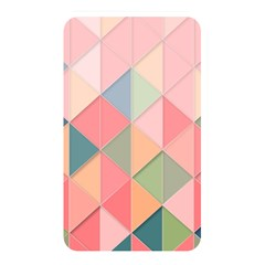 Background Geometric Triangle Memory Card Reader