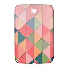 Background Geometric Triangle Samsung Galaxy Note 8 0 N5100 Hardshell Case