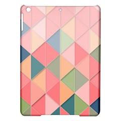 Background Geometric Triangle Ipad Air Hardshell Cases
