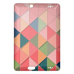 Background Geometric Triangle Amazon Kindle Fire Hd (2013) Hardshell Case