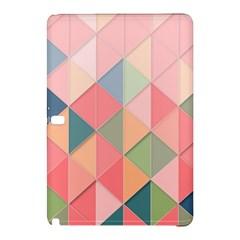 Background Geometric Triangle Samsung Galaxy Tab Pro 12 2 Hardshell Case
