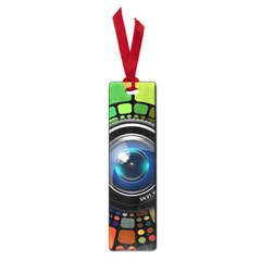 Lens Photography Colorful Desktop Small Book Marks