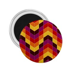 Geometric Pattern Triangle 2 25  Magnets