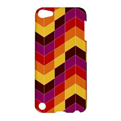 Geometric Pattern Triangle Apple Ipod Touch 5 Hardshell Case