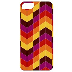 Geometric Pattern Triangle Apple Iphone 5 Classic Hardshell Case