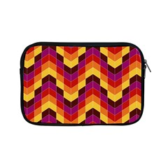 Geometric Pattern Triangle Apple Ipad Mini Zipper Cases
