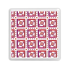 Background Abstract Square Memory Card Reader (square)