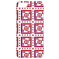 Background Abstract Square Apple Iphone 5 Classic Hardshell Case