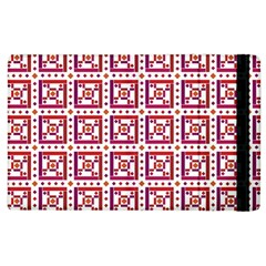 Background Abstract Square Apple Ipad 2 Flip Case by Nexatart