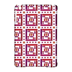 Background Abstract Square Apple Ipad Mini Hardshell Case (compatible With Smart Cover)