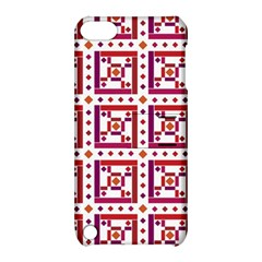 Background Abstract Square Apple Ipod Touch 5 Hardshell Case With Stand