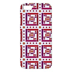 Background Abstract Square Apple Iphone 5 Premium Hardshell Case