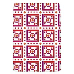Background Abstract Square Flap Covers (l)