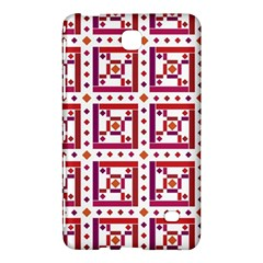 Background Abstract Square Samsung Galaxy Tab 4 (8 ) Hardshell Case