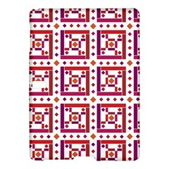 Background Abstract Square Samsung Galaxy Tab S (10 5 ) Hardshell Case