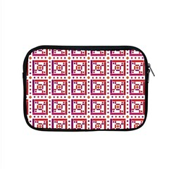 Background Abstract Square Apple Macbook Pro 15  Zipper Case