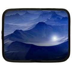 Planet Discover Fantasy World Netbook Case (xxl)