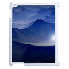 Planet Discover Fantasy World Apple Ipad 2 Case (white)