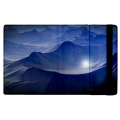Planet Discover Fantasy World Apple Ipad 3/4 Flip Case