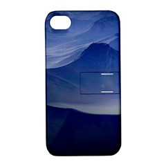 Planet Discover Fantasy World Apple Iphone 4/4s Hardshell Case With Stand