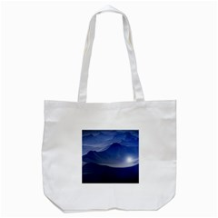 Planet Discover Fantasy World Tote Bag (white)