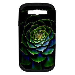 Nature Desktop Flora Color Pattern Samsung Galaxy S Iii Hardshell Case (pc+silicone)