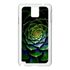 Nature Desktop Flora Color Pattern Samsung Galaxy Note 3 N9005 Case (white)