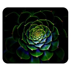 Nature Desktop Flora Color Pattern Double Sided Flano Blanket (small)