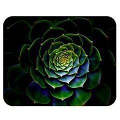Nature Desktop Flora Color Pattern Double Sided Flano Blanket (medium)