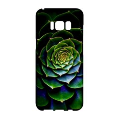 Nature Desktop Flora Color Pattern Samsung Galaxy S8 Hardshell Case