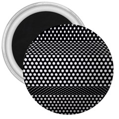 Holes Sheet Grid Metal 3  Magnets by Nexatart