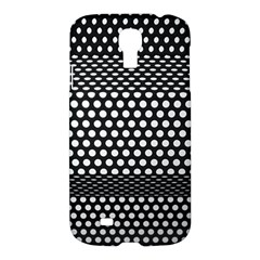 Holes Sheet Grid Metal Samsung Galaxy S4 I9500/i9505 Hardshell Case