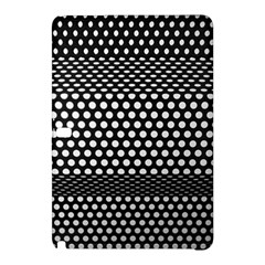 Holes Sheet Grid Metal Samsung Galaxy Tab Pro 10 1 Hardshell Case