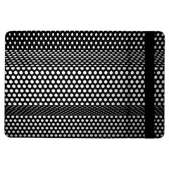 Holes Sheet Grid Metal Ipad Air Flip