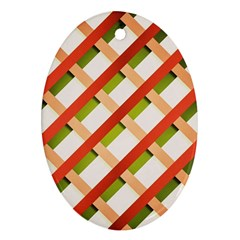 Wallpaper Creative Design Ornament (oval)