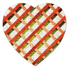 Wallpaper Creative Design Jigsaw Puzzle (heart)