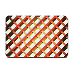 Wallpaper Creative Design Small Doormat