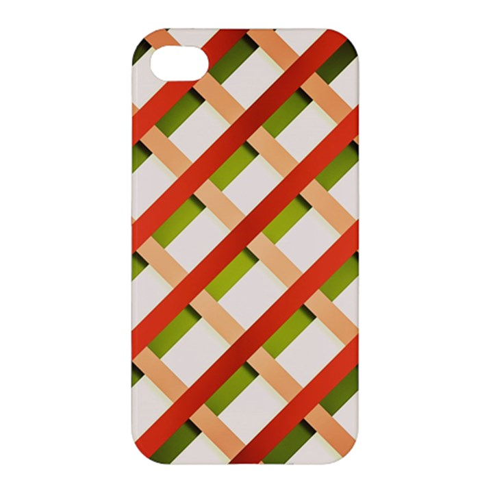 Wallpaper Creative Design Apple iPhone 4/4S Hardshell Case