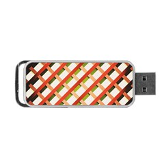 Wallpaper Creative Design Portable Usb Flash (one Side)