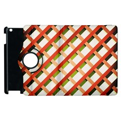 Wallpaper Creative Design Apple Ipad 3/4 Flip 360 Case