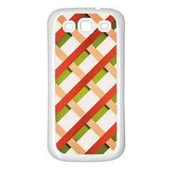 Wallpaper Creative Design Samsung Galaxy S3 Back Case (white)